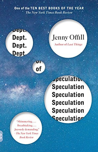 Dept. of Speculation (Vintage Contemporaries)