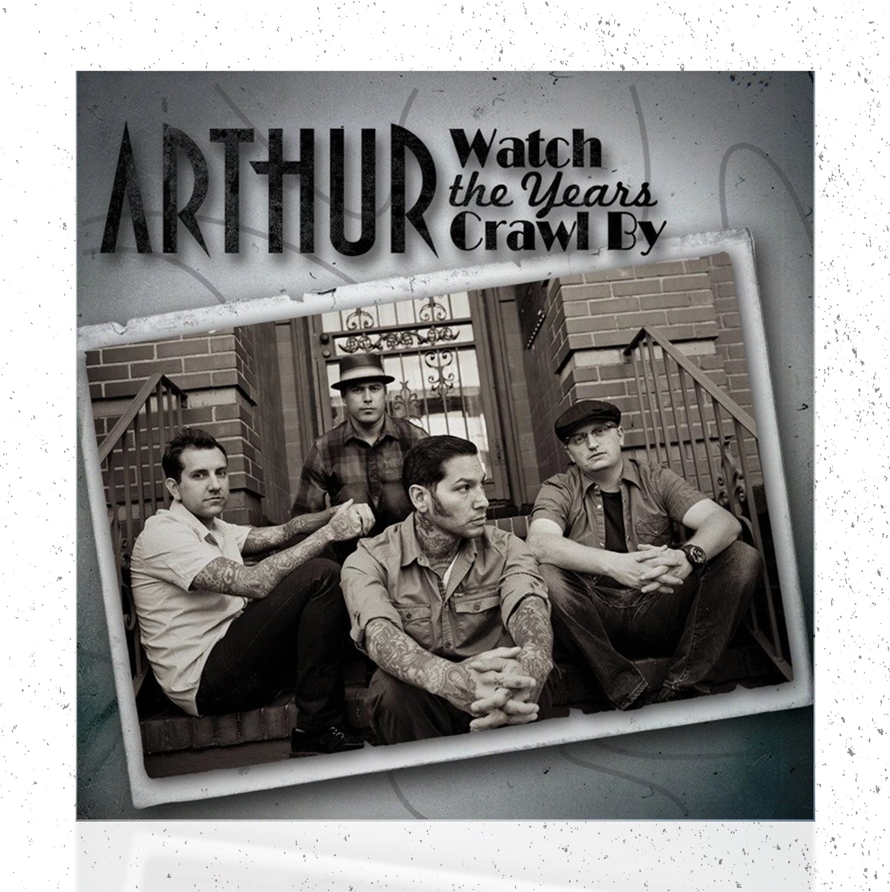 ARTHUR - WATCH THE YEARS CRAWL BY LP