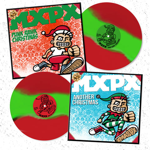 VINYL - PUNK RAWK CHRISTMAS / ANOTHER CHRISTMAS 7