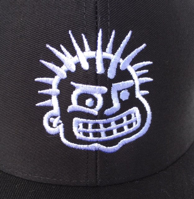 EMBROIDERED BALLCAP