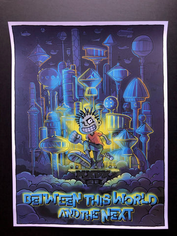 POSTER - BETWEEN THIS WORLD AND THE NEXT