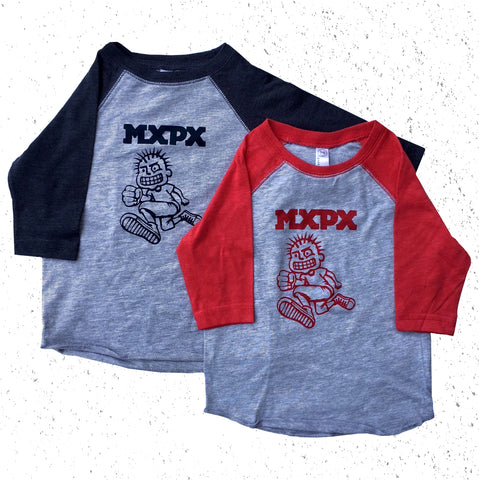 KIDS T SHIRT - CLASSIC BASEBALL TEE