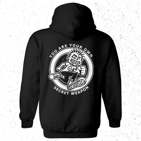 KIDS  HOODIE - SECRET WEAPON