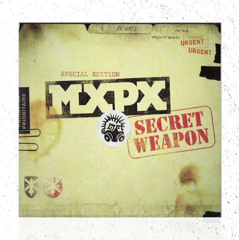 CD - SECRET WEAPON SE