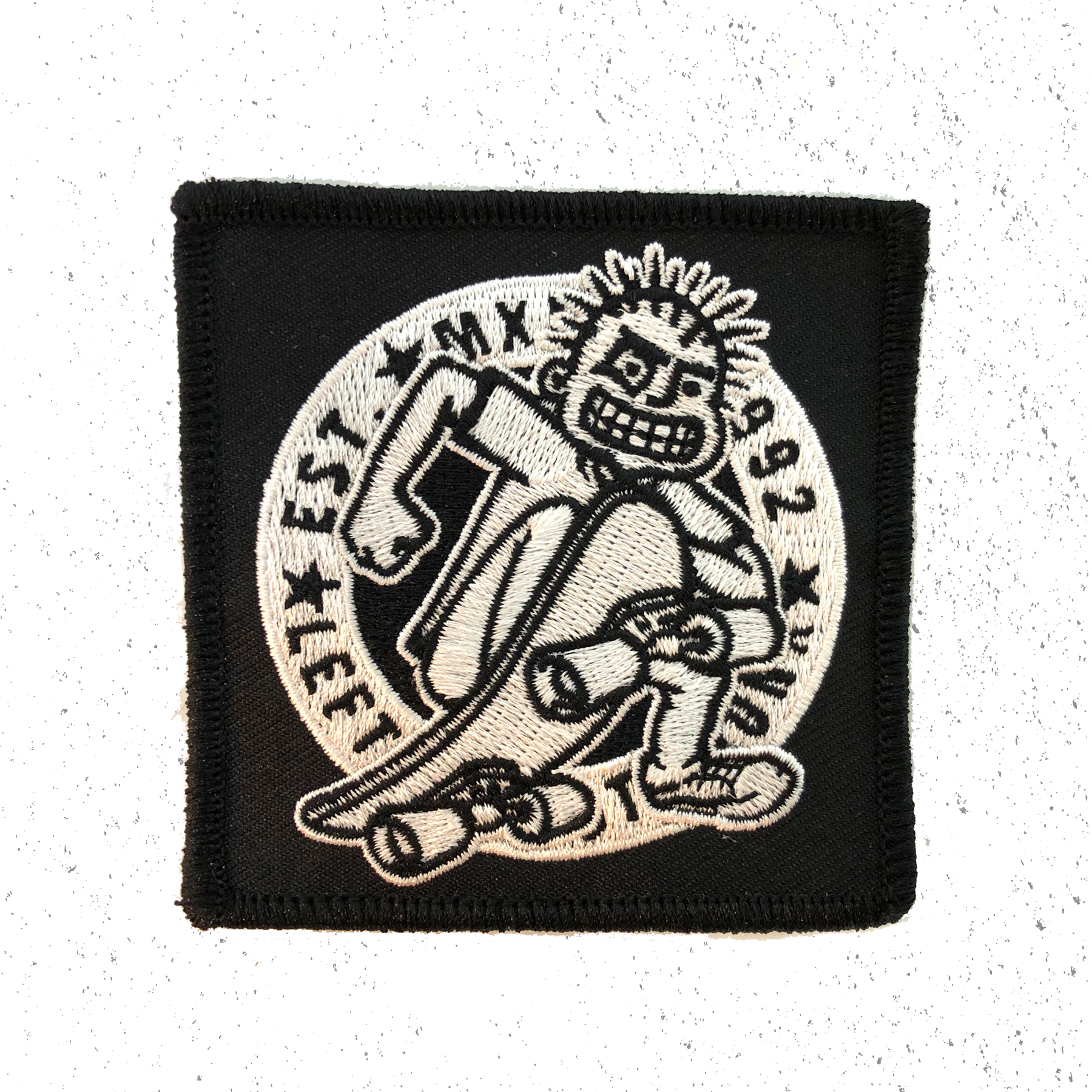 PATCHES - EMBROIDERED