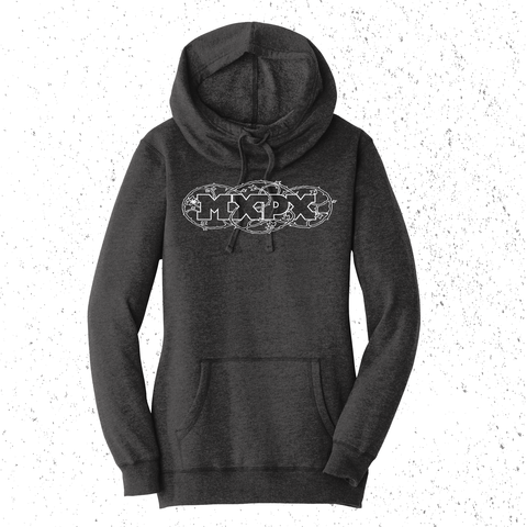 HOODIE- LADIES - THORNS PULLOVER