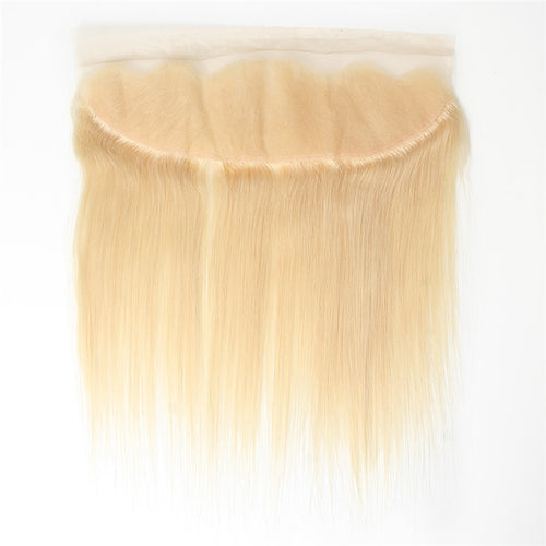 BLONDE STRAIGHT FRONTAL 4 X 13