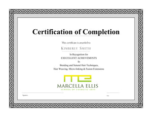 Professional Certification Training Kit- (Micro-linking)