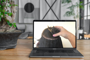 Professional Certification Training Kit- (The 1 Hour Weave)