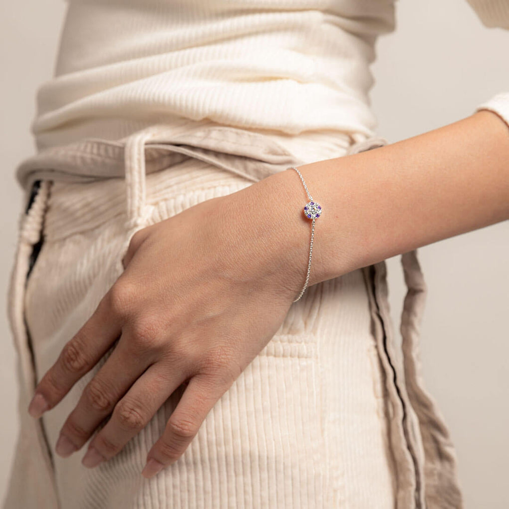 Pure Shine Halo Bracelet