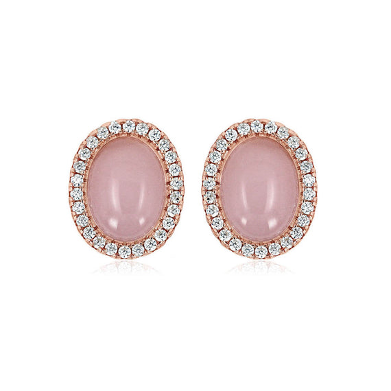 Glamour-Style Earrings