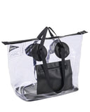 All Weather (water-proof) Transparent Bag