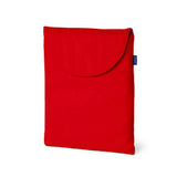 Ipad Sleeve Red (100% recycled cotton)