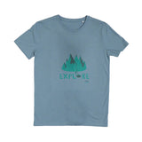 Explore Citadel Blue T-shirt