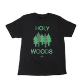 Holy Woods Black Men T-shirt