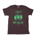 Holy Woods Brown Men T-shirt