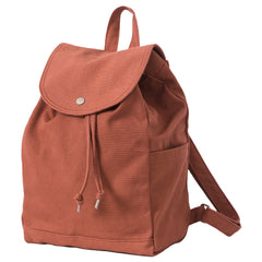Drawstring Backpack Terracota
