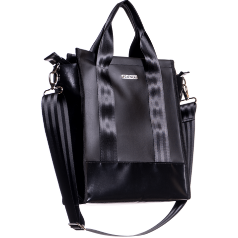 Abdal Shoulder Bag Black