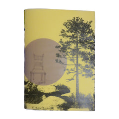 A5 Hand-Made Notebook Yellow