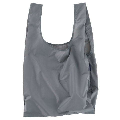 Grey Reusable Shopping Bag