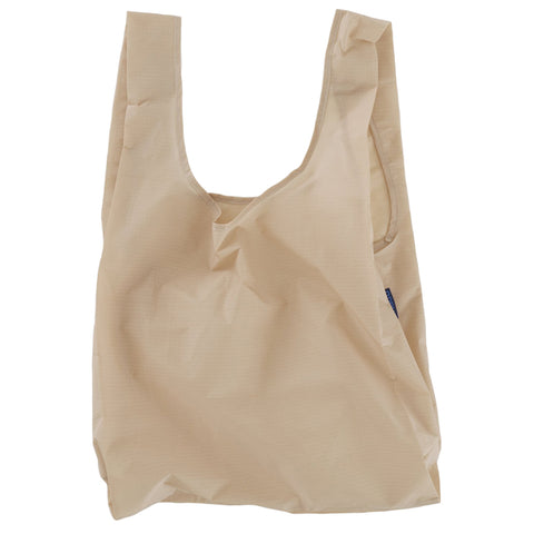 Khaki Reusable Shopping Bag