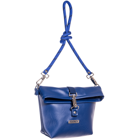 Lucy Shoulder Bag Blue