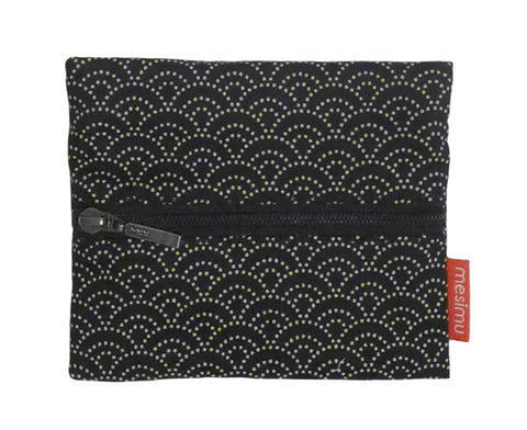 Miso Wallet Black Wave