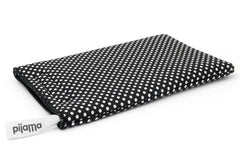 Mini Ipad Sleeve Black Dot