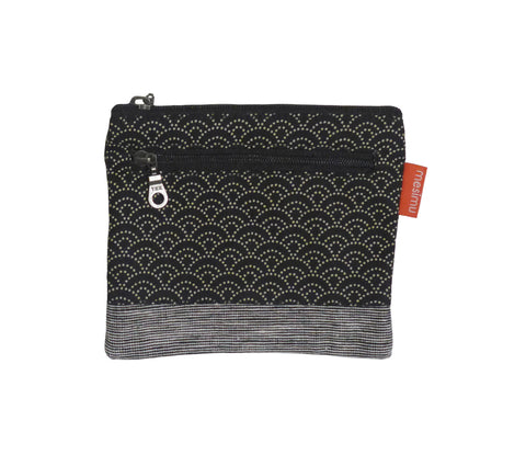 Sofi Wallet Black Wave