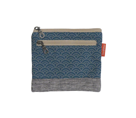 Sofi Wallet Blue Wave