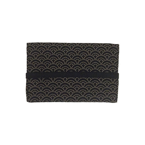 Tobacco Pouch Black Wave