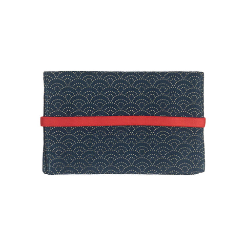 Tobacco Pouch Blue Wave