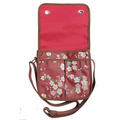 Milano Shoulder Bag Red