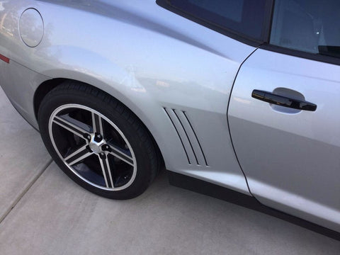 Side Vent Decals / Vinyl / Filler Sticker - 2010-2015 Chevrolet Camaro