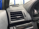 AC Vent 3D Carbon Blackout Overlays - 2015-2021 WRX / STI / 2014-2018 Forester / 2013-2017 Crosstrek