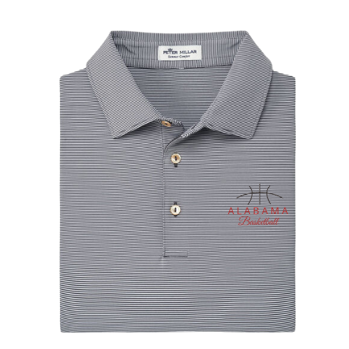 Peter Millar Alabama Basketball Polo (6 Colors)