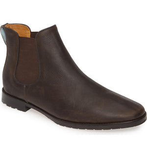 Peter Millar Chelsea Leather Boot