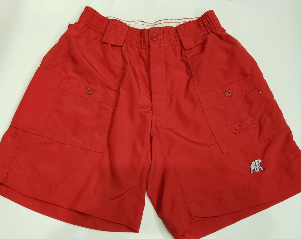 AFTCO Fishing Shorts with Elephant Wear Logo