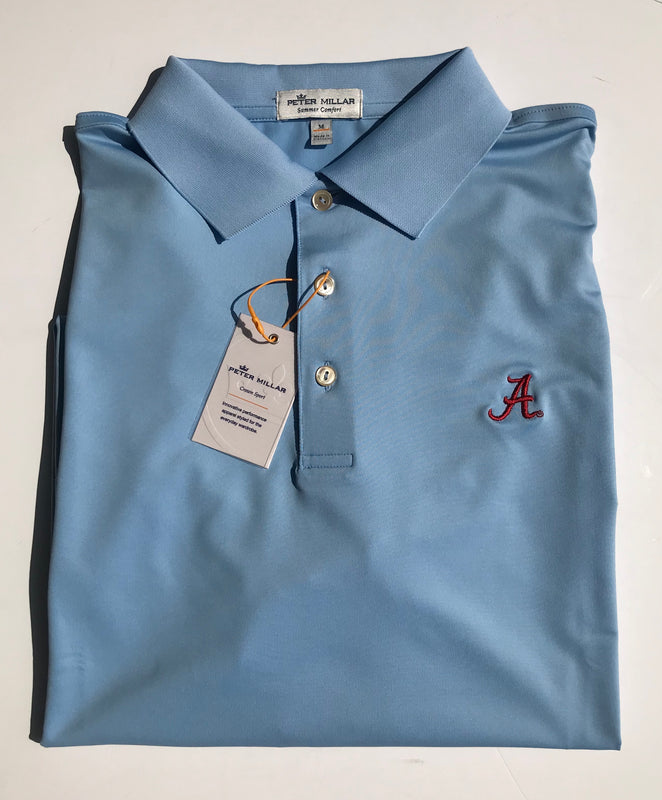 Peter Millar Alabama Solid Polo (5 Colors)