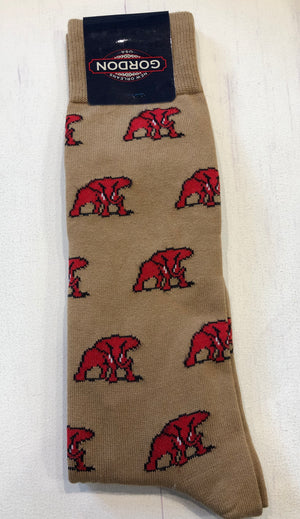 Elephant Wear Game Day Socks