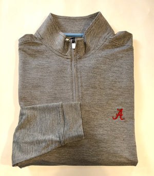 Load image into Gallery viewer, johnnie-O Vaughn Quarter Zip with Alabama Logo (2 Colors)