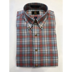 Load image into Gallery viewer, The Shirt Shop Wrinkle Free Button Down Non Logo- David
