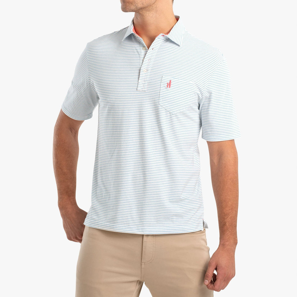 Johnnie O Cliffs Polo (2 Colors)
