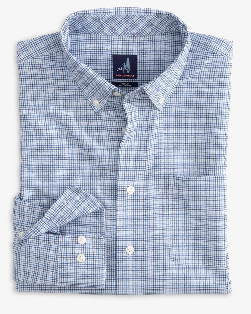johnnie-O Gallagher Prep-formance Button Down Shirt