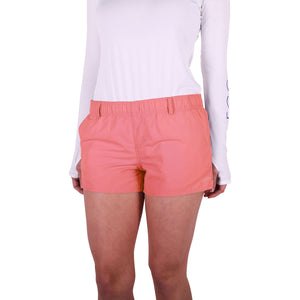 Women's AFTCO Shorts - Ladyfish Stretch
