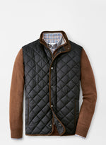 Peter Millar Quilted Essex Travel Vest
