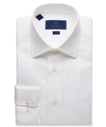 David Donahue Royal Oxford Dress Shirt- Trim Fit (2 Colors)