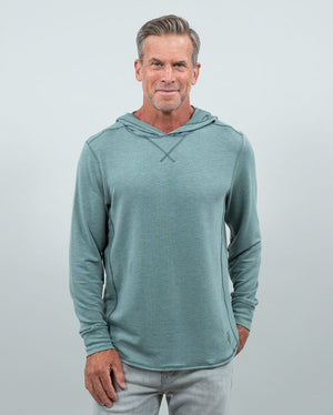 Toes on the Nose Sea Silk Long Sleeve Hoodie (3 Colors)