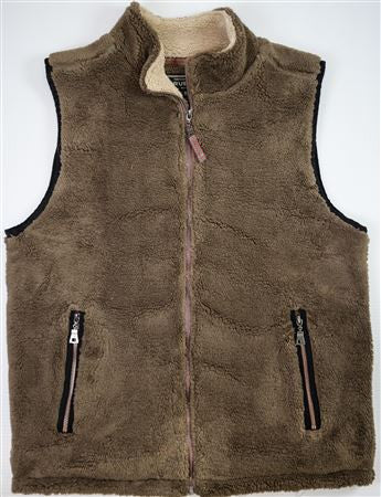 True Grit Pebble Pile Vest