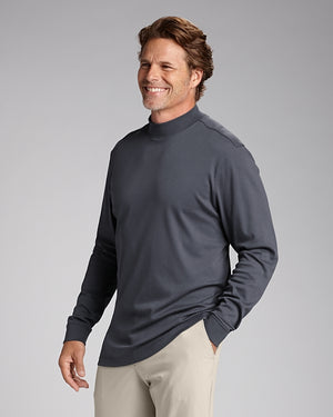 Cutter and Buck Mock Neck